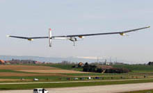 SolarImpulse Aircraft