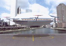 TriLifter/AirFerry Advanced Transportation System